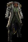 The Admiral Varnished Coat