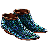 Two-Toned Boots (Cold and Lightning Resistances)