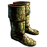Two-Toned Boots (Fire and Cold Resistances)