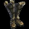 Replica Bones of Ullr Silk Slippers