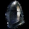 Replica Veil of the Night Great Helmet