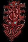 Replica Tukohama's Fortress Ebony Tower Shield