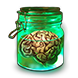 Steelpoint the Avenger's Brain