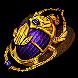 Gilded Legion Scarab