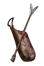 Two-Point Arrow Quiver