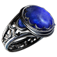Cerulean Ring