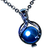 Blue Pearl Amulet