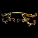 Brass Spirit Shield