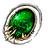 Lord of Steel Viridian Jewel
