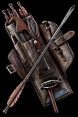 Artillery Quiver