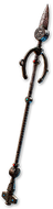 The Fulcrum Ezomyte Staff