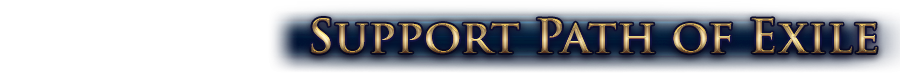 Support Path of Exile