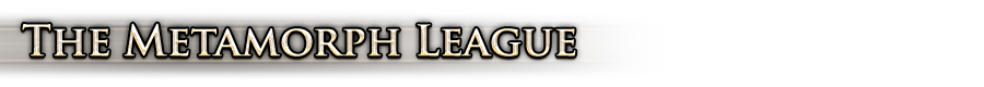The Metamorph League