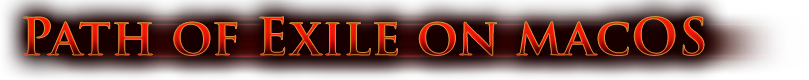Path of Exile on macOS