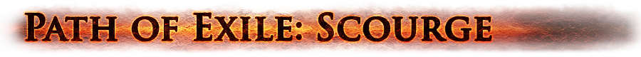 Path of Exile: Scourge