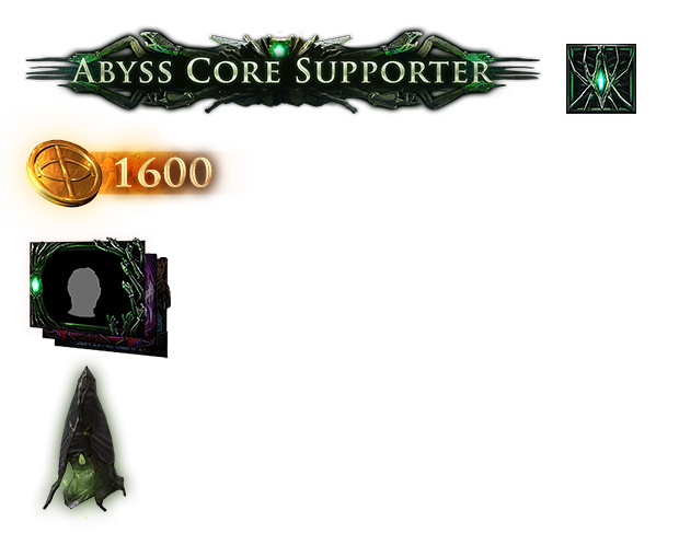 Abyss Core Supporter Pack