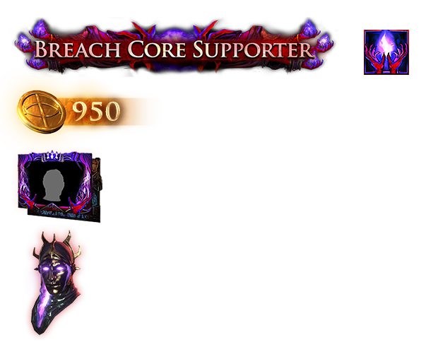 Breach Core Supporter Pack