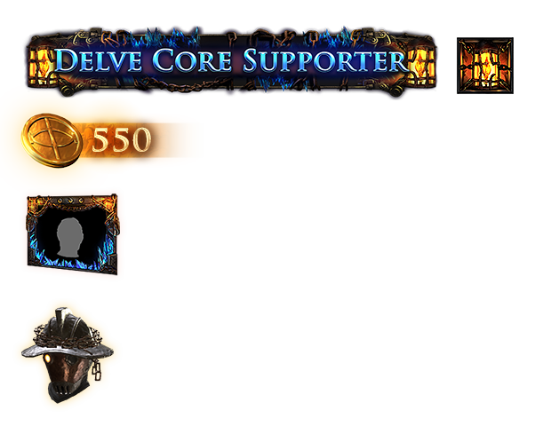 Delve Core Supporter Pack
