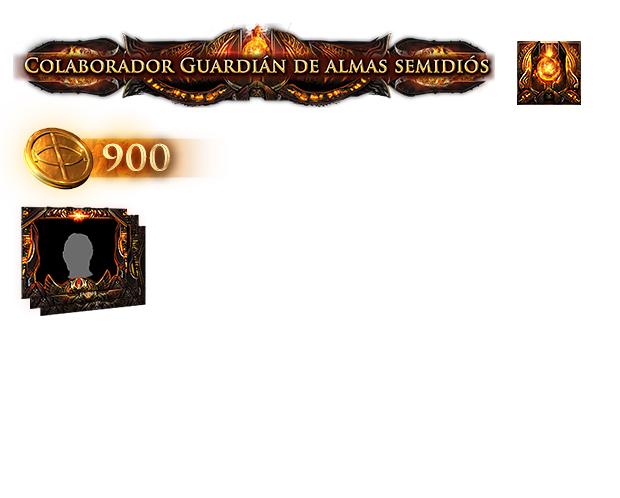Paquete de Guardián de almas semidiós