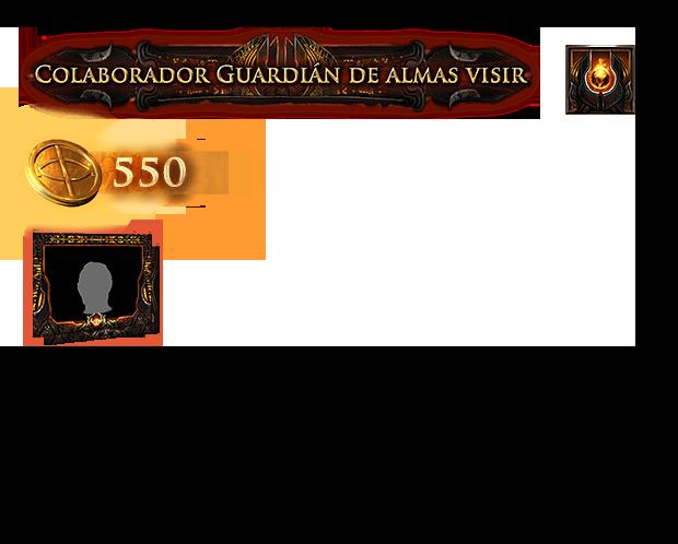 Paquete de Guardián de almas visir