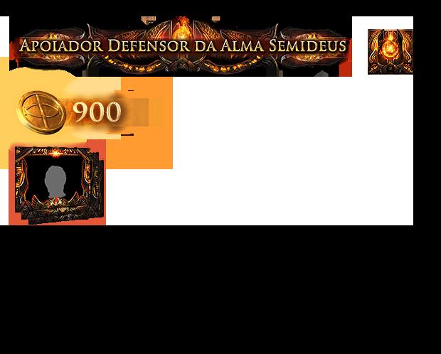 Pacote Defensor da Alma Semideus