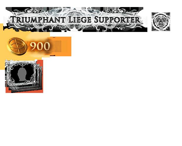 Triumphant Liege Pack