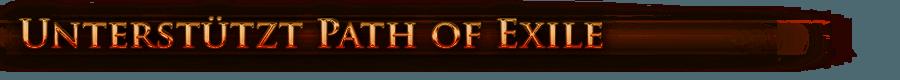 Unterstützt Path of Exile