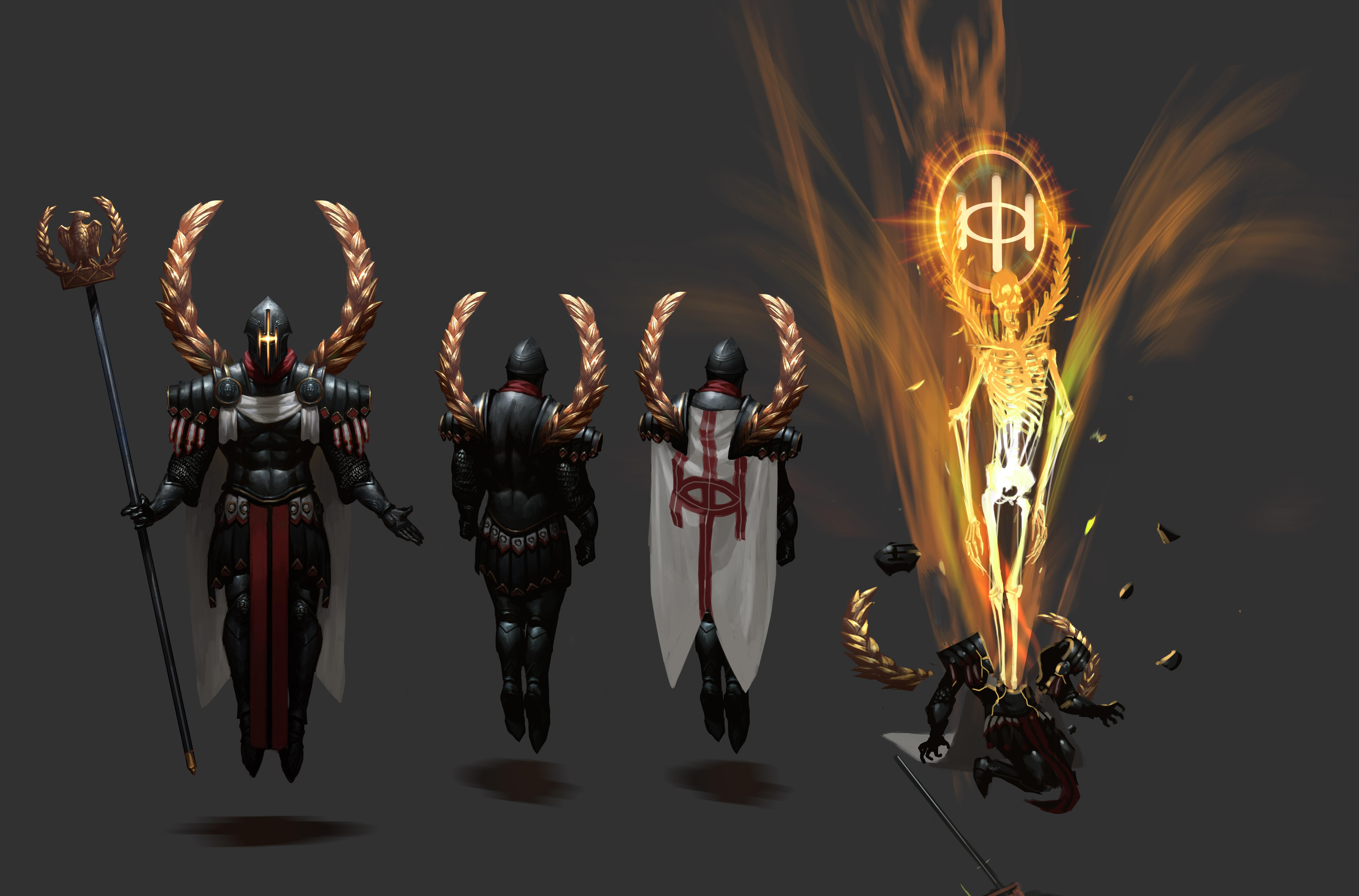 High Templar Avarius