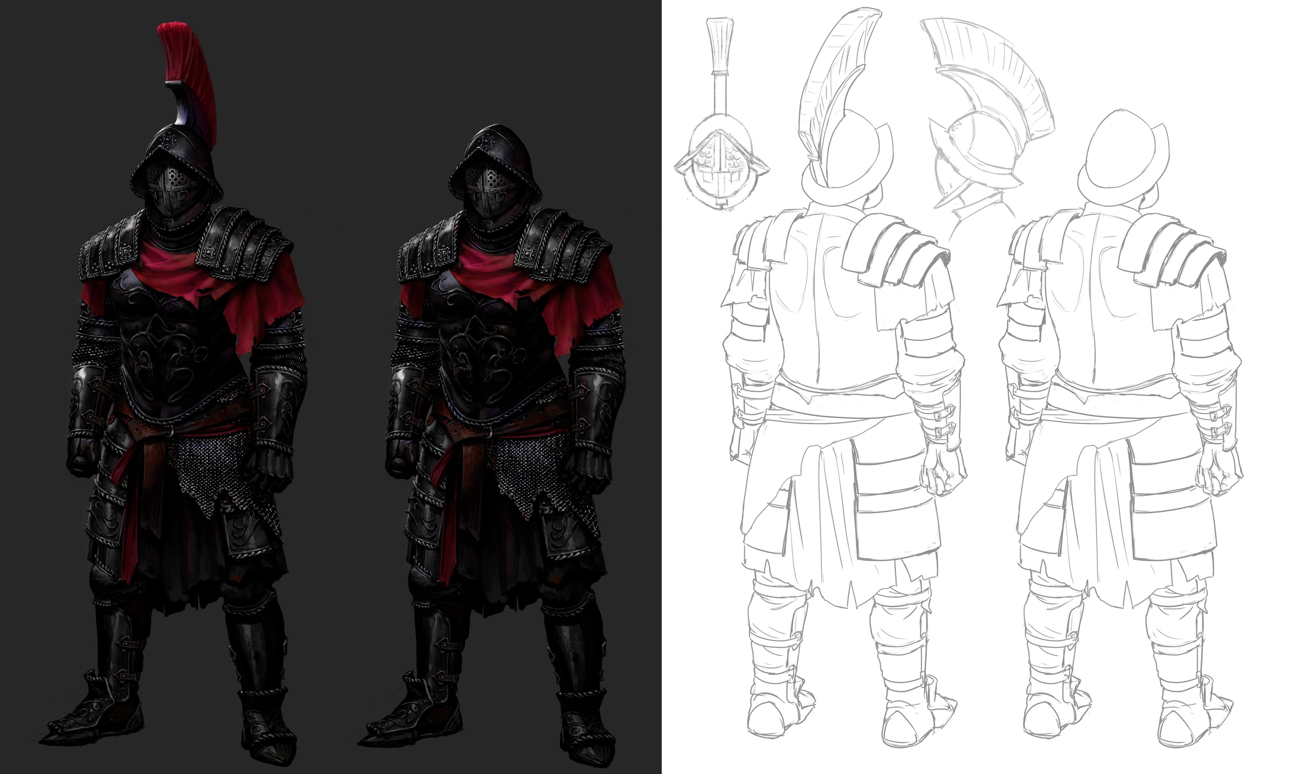 Forum - Announcements - Core Supporter Packs Concept Art - Path of Exile